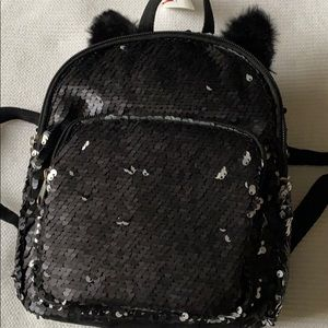 Cat and jack backpack NEW!